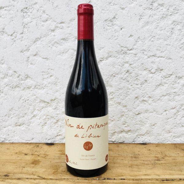 Mas de Libian Vin de Pétanque 2019