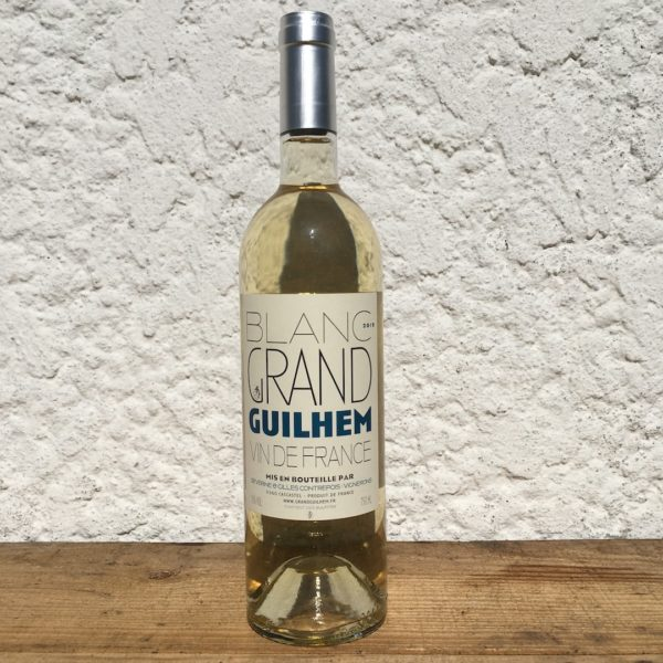 Domaine Grand Guilhem blanc 2019