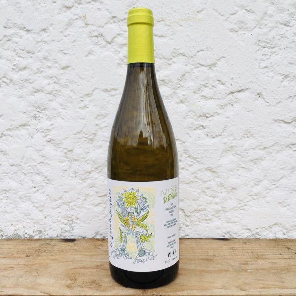 Des vins d'Envie Jacquères 2018