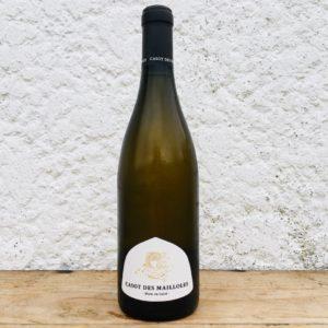 Casot des Mailloles Blanc du Casot 2019 vin naturel