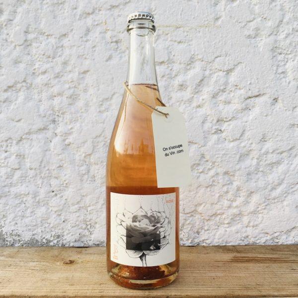 Dom. Jonc Blanc Bulle Rosé 2019, sélection On s'occupe du Vin