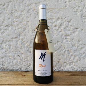 Dom. Yohann Moreno rosé 2019, sélection On s'occupe du Vin