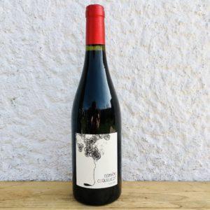 Domaine Coquelicot L'Estampe 2018, sélection On s'occupe du Vin naturel