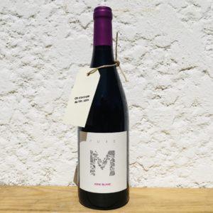 Domaine Jonc Blanc Pure M 2018 vin naturel sélection On s'occupe du Vin