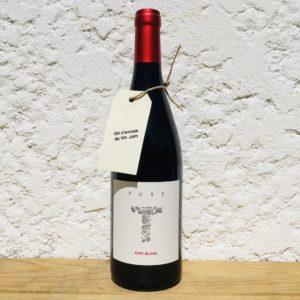 Domaine Jonc Blanc Pure T 2018 vin naturel sélection On s'occupe du Vin