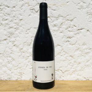 Fond Cyprès Cyprès de Toi 2020, sélection vins natures On s'occupe du Vin