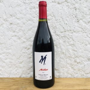 Yohann Moreno Milhas 2018 sélection vins naturels On s'occupe du Vin