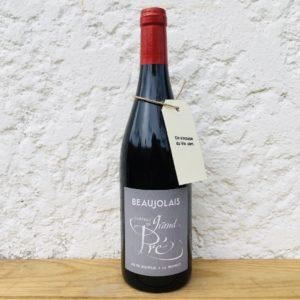 Château de Grand Pré Beaujolais 2019, sélection On s'occupe du Vin