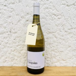 Les Jacquaires La Colombière, une sélection vin BIO et naturels On s'occupe du Vin