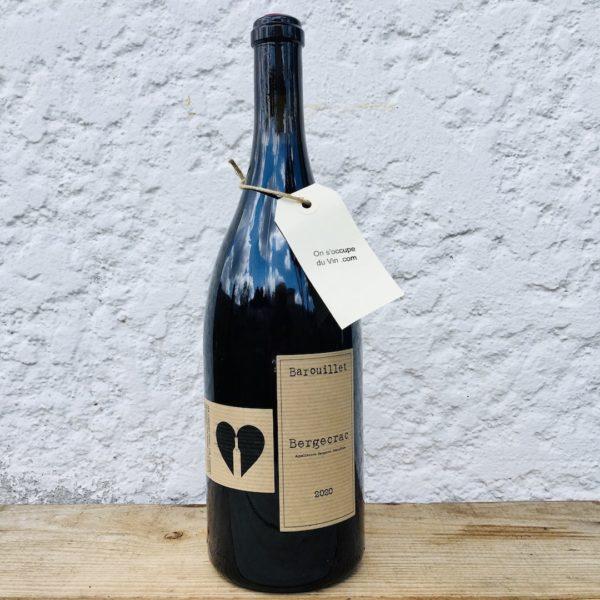 Domaine Barouillet Bergecrac rouge 2020 Magnum, une sélection On s'occupe du Vin